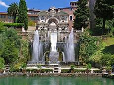 villa d este the timeless inspiration of two water gardens studley