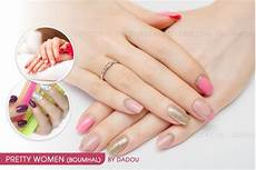 faux ongles capsules gel pose vernis permanent