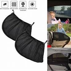 sonnenblende auto baby 2stk auto seitenschutz uv sonnenschutz baby sonnenblende