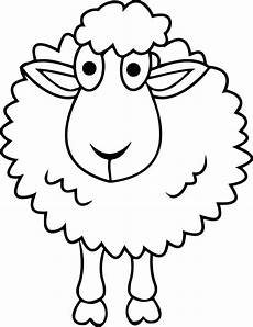 sheep drawings for free on clipartmag