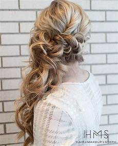 40 side ponytails that you will love elegant wedding hair side hairstyles wedding hairstyles