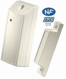 detecteur de mouvement alarme sans fil alarme sans fil d 233 tecteur de porte mct 302 vis