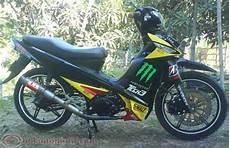 Modifikasi Yamaha Zr by Otomotif 10 Gambar Modifikasi Keren Motor Yamaha Zr