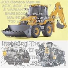 details about jcb 3cx 4cx 214e 214 215 217 loader backhoe