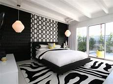 modern bedroom decor in comfortable nuance 16733