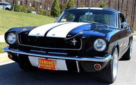 1965 Ford Mustang GT Fastback Restomod With Test Drive/video