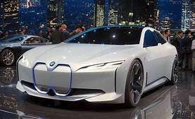 BMW X7 Concept And I Vision Dynamics Video First