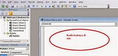 cara membuat kwitansi dengan macro microsoft excel 2010