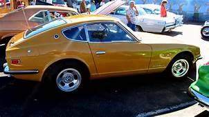 The Original Classic Datsun 240Z Sports Car 1/11/2014