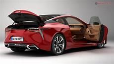 lexus lc 500 us hybrid 2018 3d model buy lexus lc 500 us