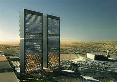 retractable mashrabiya sunscreens for secret middle east media towers project green prophet