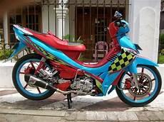 Modifikasi Jupiter Z 2005 by Modifikasi Motor Yamaha Jupiter Z Keren Terbaru Otomotiva
