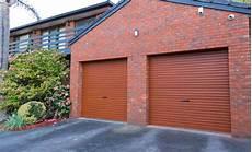 B Orange Garage by B D Roll A Door Garage Door B D Garage Doors