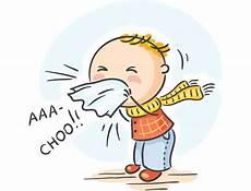 Gambar Kartun Sakit Flu Dan Batuk Bestkartun
