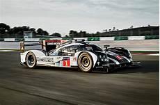 2016 Porsche 919 Hybrid Le Mans Prototype Revealed