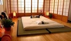 futon giapponese come arredare una da letto giapponese low cost