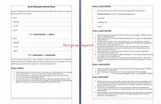contoh surat sewa atau kontrak rumah xgeni212x