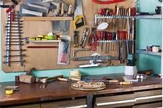 werkstatt einrichten ideen workbench of handyman stock photo image of carpenter