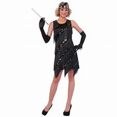 costume ée folle womens midnight dazzle roaring 20 s flapper
