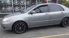 hillyard wheels 2003 toyota corolla with 16 inch custom