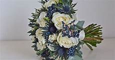 do it yourself wedding bouquet white roses and navy silver silk floral fillers diy craft it