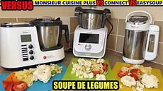 monsieur cuisine connect vs moulinex easy soup vs monsieur
