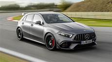the new 415bhp mercedes amg a45 s is here with drift mode