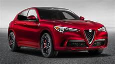 2017 alfa romeo stelvio suv revealed in la video car news carsguide