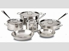 All Clad vs Cuisinart Cookware : Stainless Steel Tri Ply