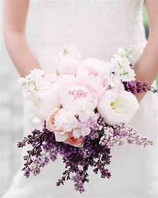 25 Beautiful Purple Wedding Bouquets We Martha