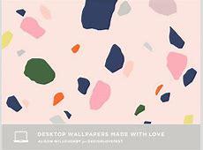 Terrazzo wallpaper for your laptop in 2019   Macbook