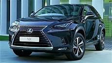 2018 Lexus Nx And Lexus Nx Hybrid New Lexus Nx 2018