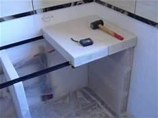 plan vasque en b 233 ton cellulaire tuto complet meuble