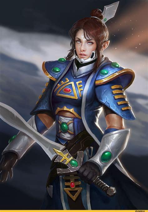 Eldar Girl