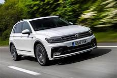 new vw tiguan model is the most potent