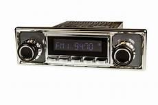 Klassische Autoradios Mit Einfacher Bedienung