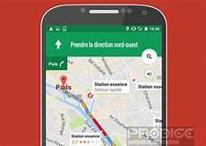 comment trouver une station service ouverte sur maps