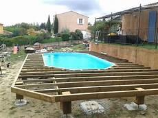 Terrasse Bois Suspendue Sur Pilotis Et Balcons Angers Prix