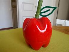 como hacer una manzana con una botella c 243 mo hacer manzanas con botellas de pl 225 stico