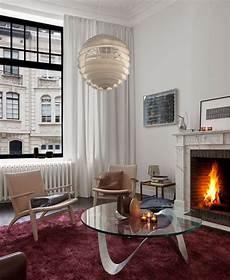 innenarchitektur wohnzimmer mit kamin nouveau style interior design ideas