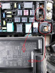 Acura Tsx 2004 To 2004 Why Is Battery Not Charging Acurazine