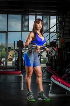 fitness model frau susana muela fitness photoshoot distrito