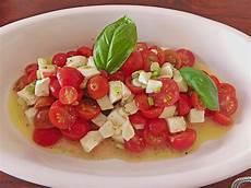 Tomatensalat Mit Mozzarella Melly3 Chefkoch