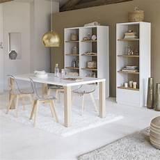 table et chaise transparente table 224 manger blanche 8 10 personnes l200 en 2019 salon
