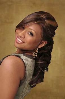 half up half down hairstyles for african american hair african american wedding hairstyles hairdos elegant