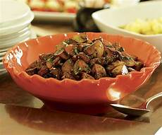 saut 233 ed mushrooms with garlic parsley recipe finecooking