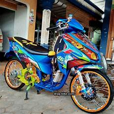 Modifikasi Motor Matic Vario by Gambar Modifikasi Motor Vario 150 Modifikasi Yamah Nmax