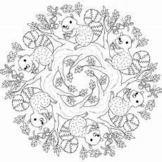 Malvorlagen Mandala Herbst Hyde Park Critters Coloring Page Mandala Ausmalen
