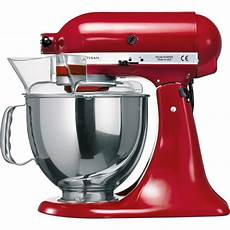 robot cucina kitchenaid kitchenaid robot da cucina impastatrice da 4 8 l 5ksm150ps