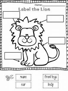 zoo keeper craft and writing activity by teaching